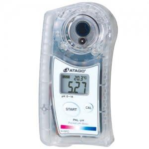 "ATAGO Digital Hand-held ""Pocket"" pH Meter PAL-pH"