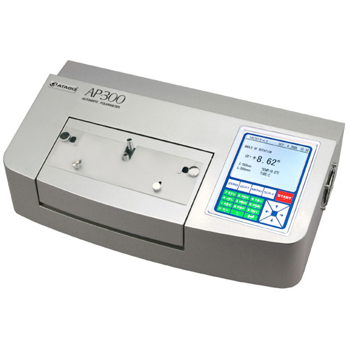 ATAGO Special Package for Pharmaceutical industry AP-300 Type D without Temperature Control