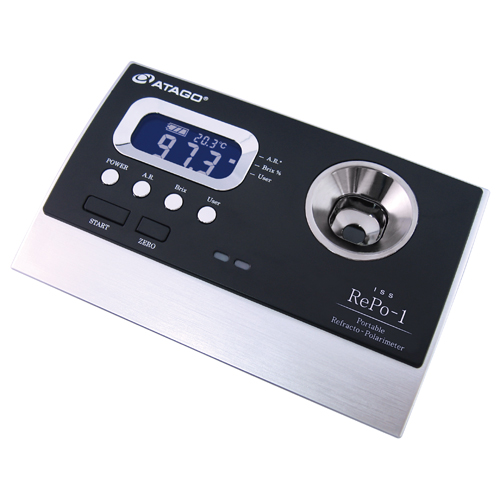 ATAGO Portable Refracto-Polarimeter RePo-1