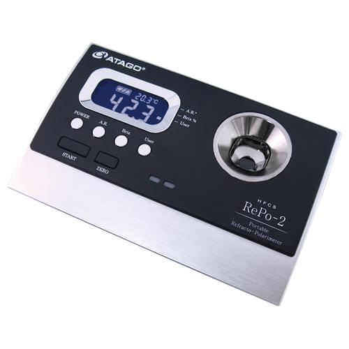 ATAGO Portable Refracto-Polarimeter RePo-2